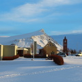 Another view of Akranes