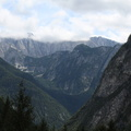Mountains of the Triglav National Park from Trenta