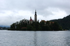 Bled - the famous island